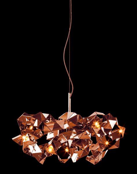 brandvanegmond_fractal chandelier round 100_copper finish_product_black background-01