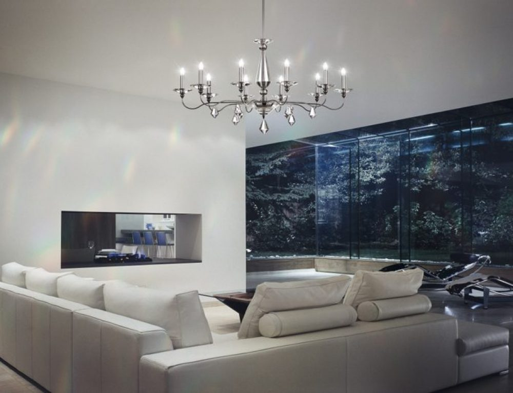 """""""Chandeliers are… the jewellery of architecture"""" (Peter York)"""