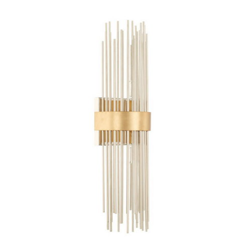 """GOLD WALL SCONCE<div class=""""cost"""">WIC 22625421/FI</div>"""