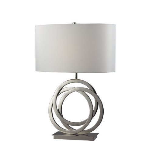 "SILK SHADE LAMP<div class=""cost"">WIK 662058</div>"