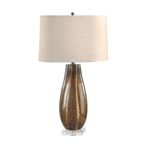 "LINEN SHADE LAMP<div class=""cost"">WIK 66215/S2</div>"