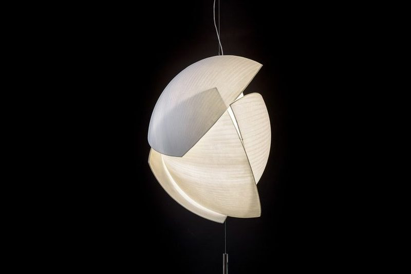 Akio Paper Pendant Creates The Perfect Ambience In Any Room