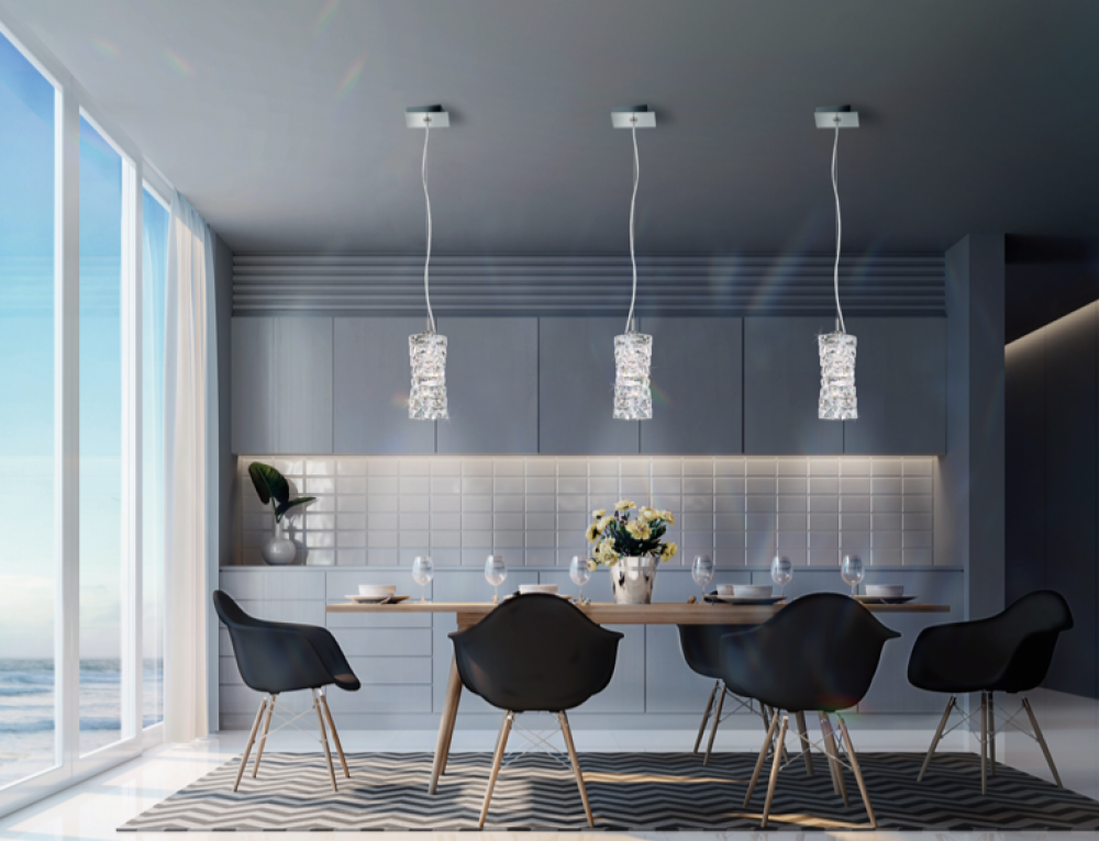 Modern Kitchen Lighting: Practicality Plus Panache