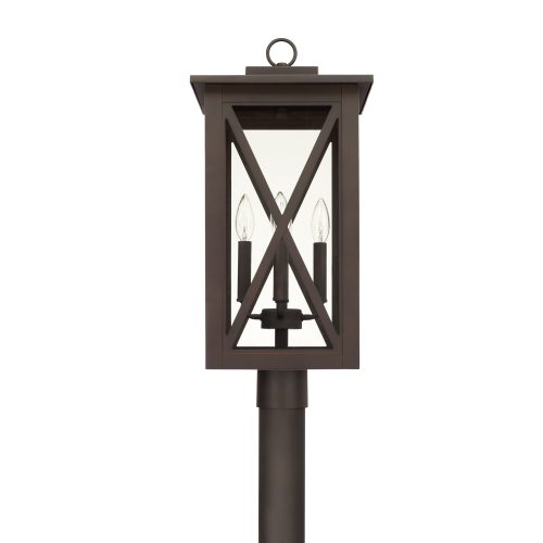 "4 LIGHT POST LANTERN<div class=""cost"">WIC 22926643/OZ</div>"