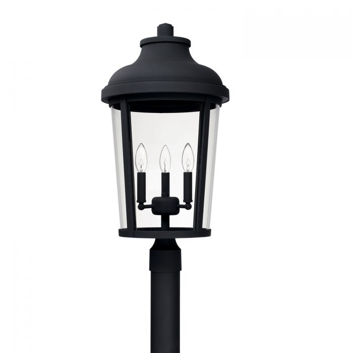 "3 LIGHT POST LANTERN<div class=""cost"">WIC 22927034/BK</div>"