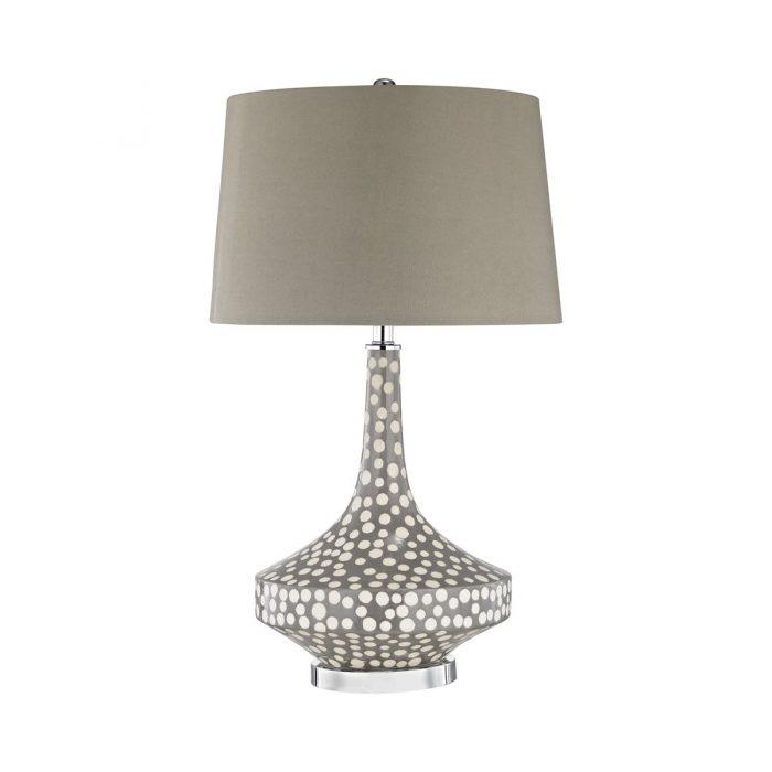 "POLKADOT TABLE LAMP<div class=""cost"">WIK 663041</div>"
