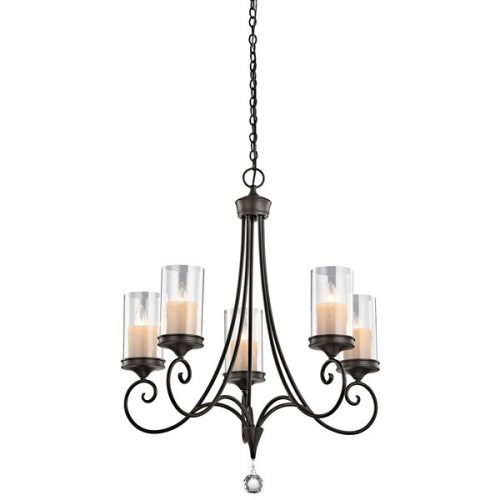"SCROLL ARM CHANDELIER<div class=""cost"">WIA 0680/SWZ</div>"