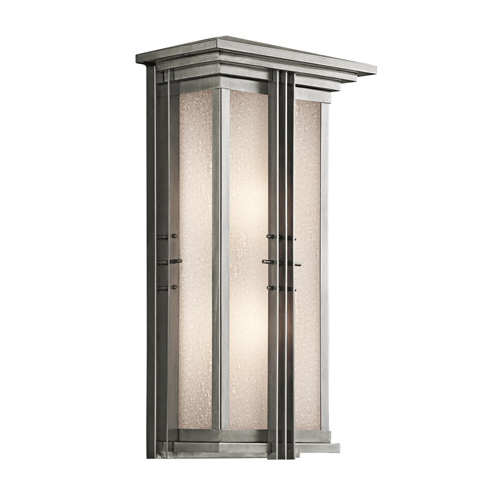 "EXTERIOR WALL LIGHT<div class=""cost"">WIA 0724/SS</div>"