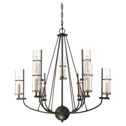 "IRON & GOLD CHANDELIER<div class=""cost"">WIB 444089/107</div>"