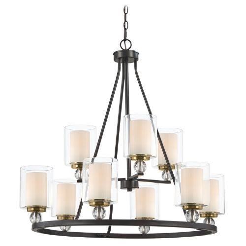"TIERED RING CHANDELIER<div class=""cost"">WIB 443079/416</div>"