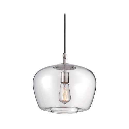 "BRUSHED NICKEL PENDANT<div class=""cost"">WIB 442260/84</div>"