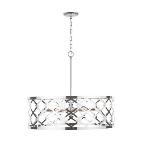 """POLISHED NICKEL PENDANT<div class=""""cost"""">WIC 22332861/PN</div>"""