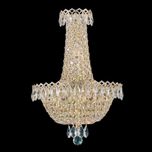 Camelot Crystal Wall Sconce