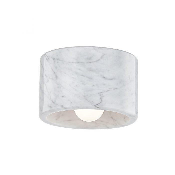 Lana Marble Ceiling Flush