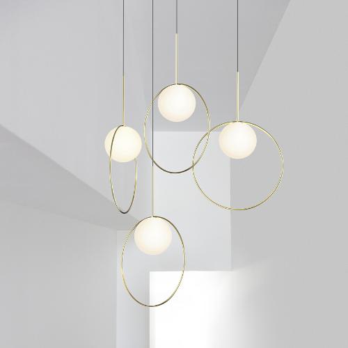 Jun LED Ring Pendant Light