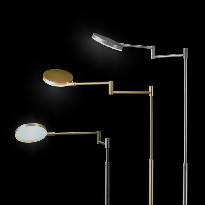 Plano LED Floor Lamp