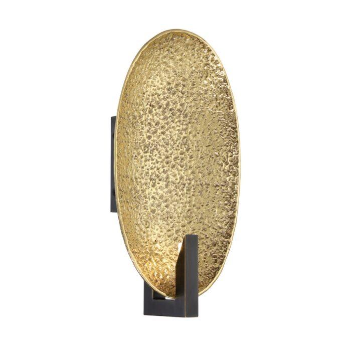 Zucchero 1 lt wall sconce brass and bronze