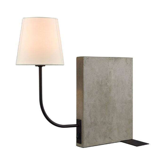 bookend-concrete-table-lamp