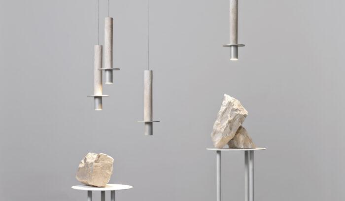 Meta pendant light white cluster2