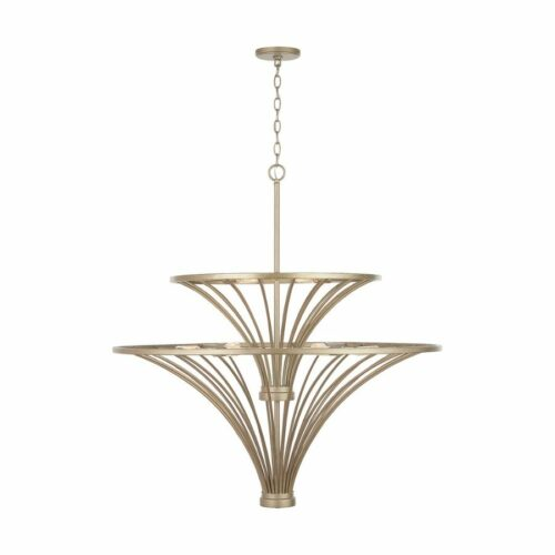 Florencia 9 light chandelier