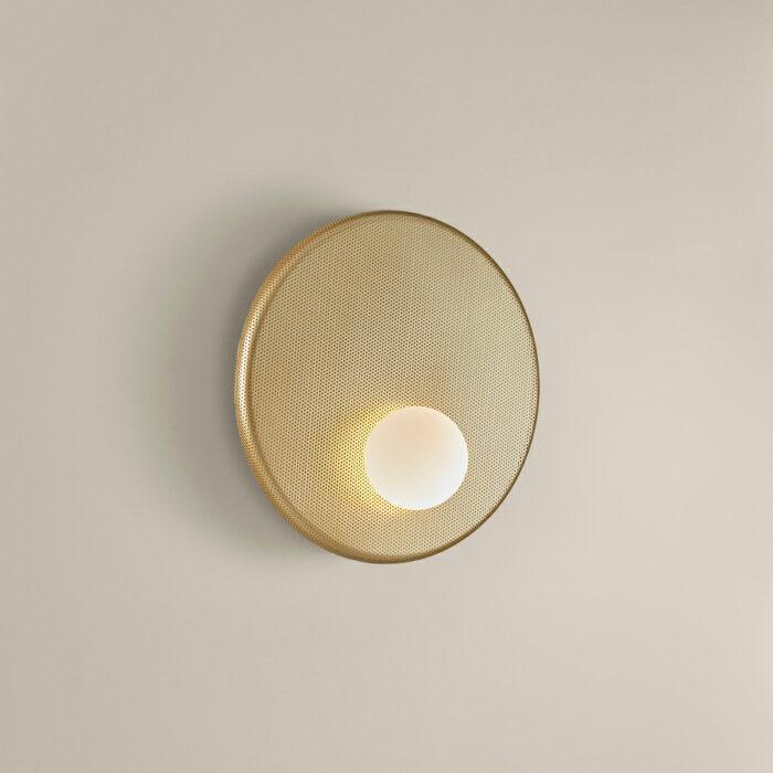 haze-mesh-wall-light-30cm-sml-gold