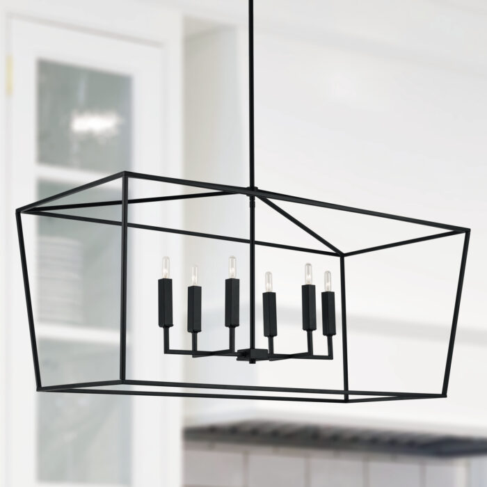 lakehouse-6-light-island-pendant-black