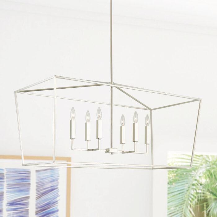 lakehouse-6-light-island-pendant-polished nickel
