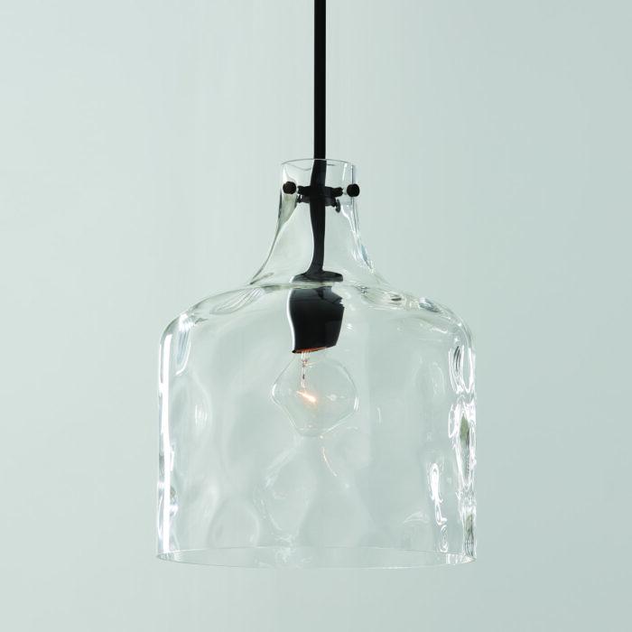 water-glass-pendant-matte-black