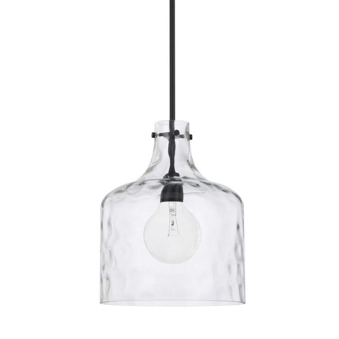 water-glass-pendant-matte-black_contour